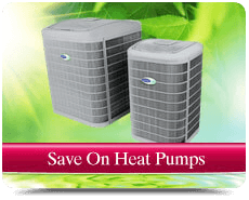 Save On Heat Pumps In Virginia
