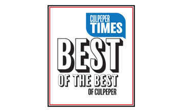 2015 Best of the Best of Culpeper Award