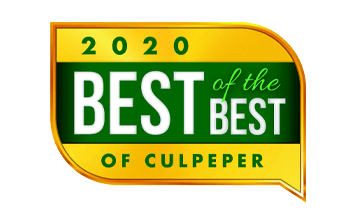 2020 Best of the Best of Culpeper Award