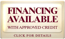 Financing Available: Click For Details